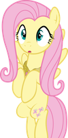 Fluttershy Surprised by Fehlung