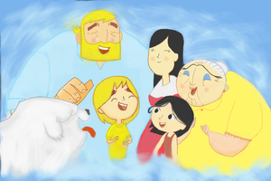 Song of the Sea Alternate Ending by TaoFu