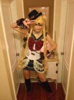 Steampunk Sailor Moon by RchlAmber