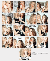 Icons: Blake Lively with Leigh by DubheTheAssassin