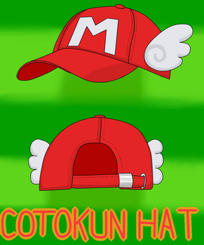 coto hat reference by cotokun