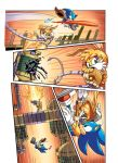 Sonic the hedgehog iss218 pg4 by culdesackidz