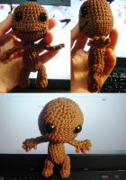 Sackboy I by ByMeBeHappy