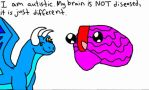 Autism Awareness 2015 by monkfishlover