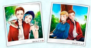 Life is Strange by arisupaints