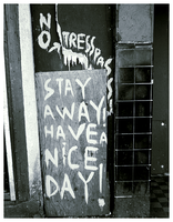 Stay Away by Black-Forty-Four