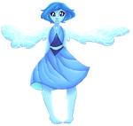 Lapis Pixel by Skystar-Warrior