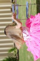 Pink Tutu 4 by stockmichelle