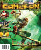 Gamefan Issue Four Cover by RobDuenas