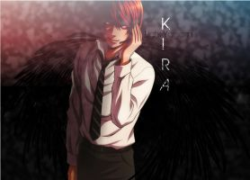 Kira -Light Yagami- by Naruko12345