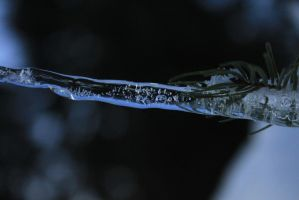 Icicle Bubbles 2 by Wandelust