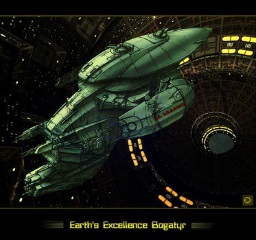 Earth's Excellence Bogatyr by X4MHD
