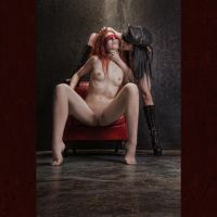 Red Chair 14 by mastertouch