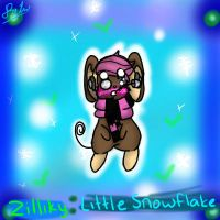 .: Art Trade :. Zilliky [ Little Snowflakes ] by iFailAtEverything