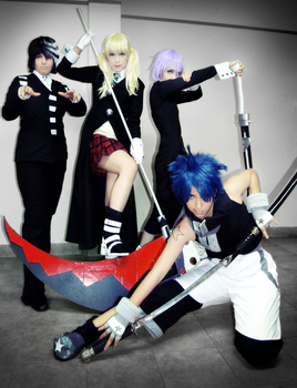 Soul Eater Cosplay by SailorMappy