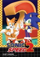 SONIC SPEED 2 (Cover) by Kewing