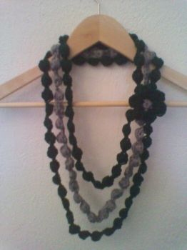 Slytherin Beaded Pride Necklace by CreationsbyJolie