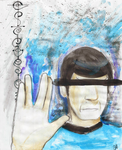 Live Long and Prosper by Kiakogeoscch