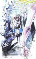 Mr Freeze Heart of Ice by stokesbook
