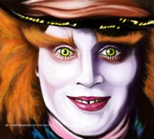 -Mad Hatter- by vampirekingdom