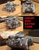 Leman Russ Urban Camouflage by drxiox