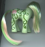 Custom MLP : Climbing Rose NDS by marienoire