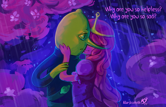 Why are you so helpless by Klar-Jezebeth