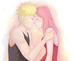 NaruSaku - Perfection by RinaM