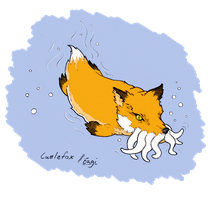 Cuttlefox by eagi
