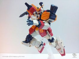 Heavyarms Gundam EW 12 by B-Werx