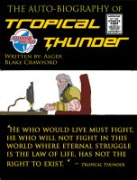 Tropical Thunder AutoBio Cover by jakester2008