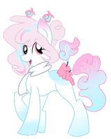CottonCandy by digimonlover101