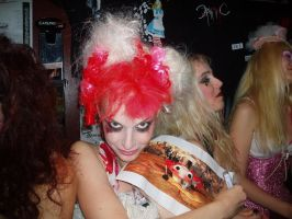 Emilie Autumn and her muffin by shaddam89