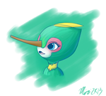 SAI test - Baby Tooth by PrettyKitty