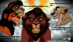 Kovu Woke Up This Morning by coolwolfbro