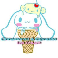Cinnamoroll And Espresso Yumm by OkashiTi