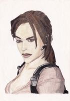 tomb raider legend by mazcroft