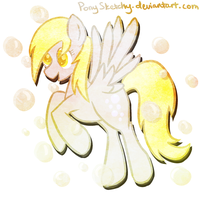 MLP: Derpy Hooves by PonySketchy