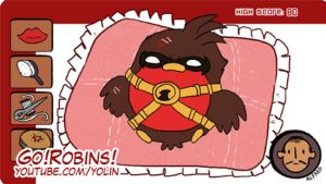 Go!Robins! - How to care for a Robin 2 by yolin