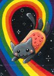 Nyan Cat by sobeyondthis