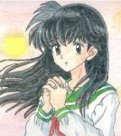 Kagome by Scloober