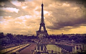 Do not forget about Paris by ad-shor
