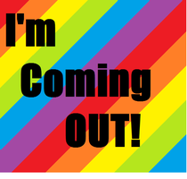 Coming Out Day by Cute-Book-Worm