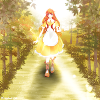 Walk Before The White Day by Mi-Rin