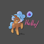 Hello by griff-chii