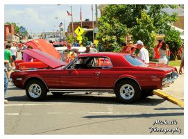1968 Mercury Cougar by TheMan268