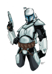 Jango Fett by Soul-Daemon