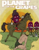 Planet of the Grapes by NOTW-Artwork