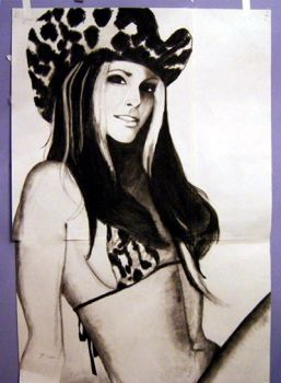 Sheri Moon Zombie by courtleigh