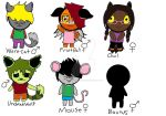 Mixed Breed ADOPTABLES by TheBoyWhoSurvived